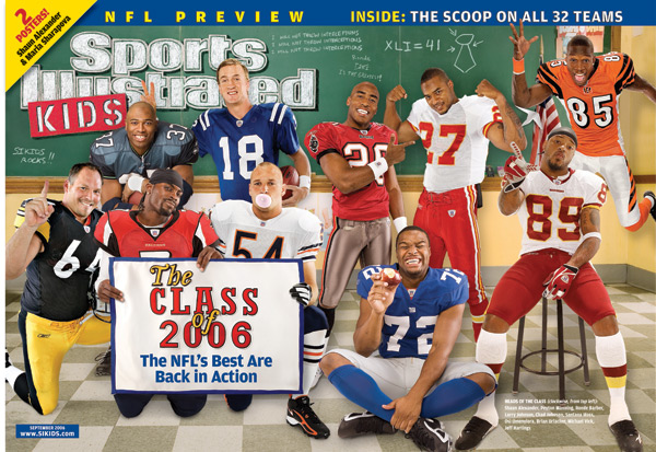 SI Kids 2006 NFL Preview