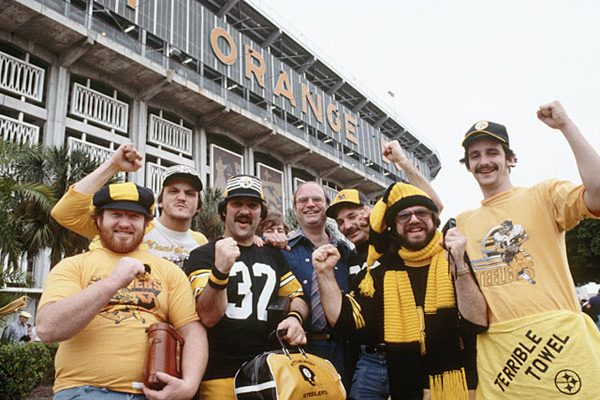 Pittsburgh Steelers                               Super Bowl XII, 1978 :: Corbis