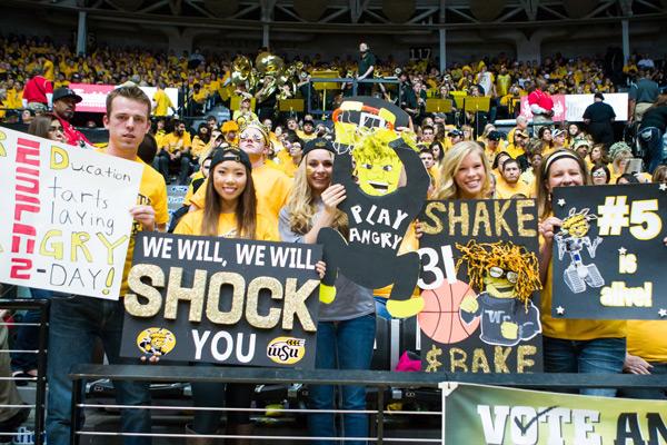 Indiana State vs. Wichita State :: William Purnell/Icon SMI