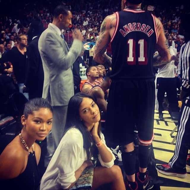 @chaneliman: Great game Heats #miami