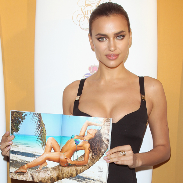 Irina Shayk :: Getty Images