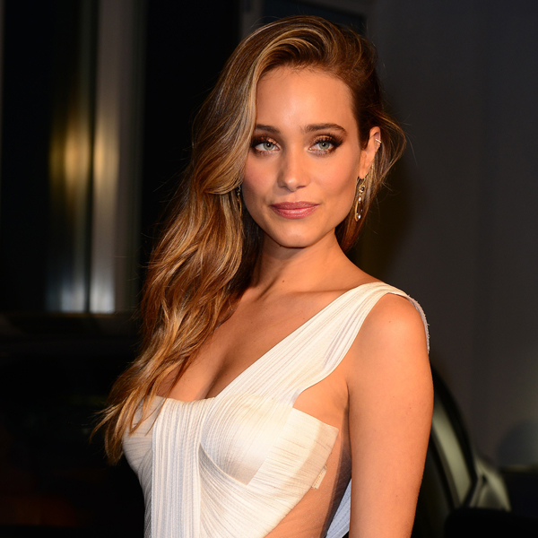 Hannah Davis :: Getty Images