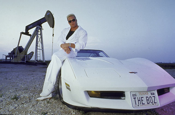 Brian Bosworth :: Ronald C. Modra/Getty Images