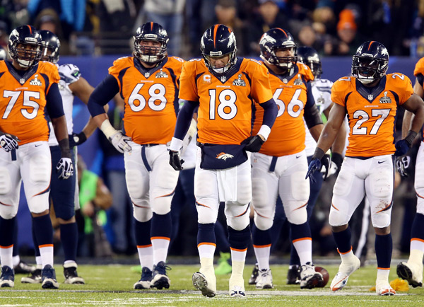 Denver Broncos :: Jeff Gross/Getty Images