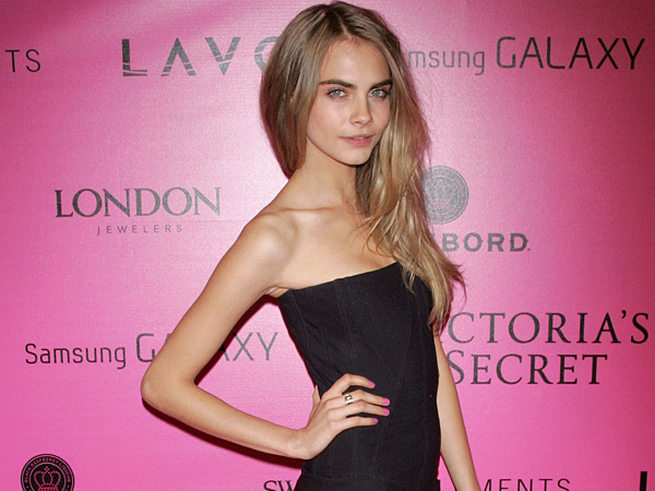 Cara Delevingne :: Getty Images