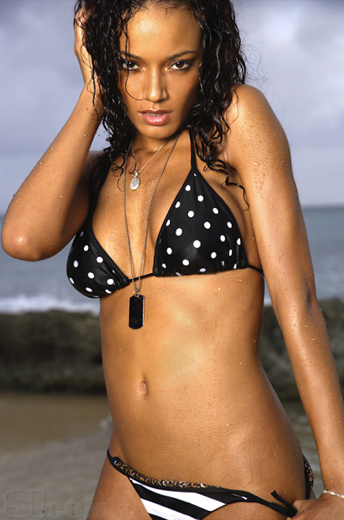 Cayman Islands :: Selita Ebanks (Walter Iooss Jr./SI)