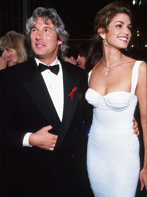 1992 (with Richard Gere) :: WireImage