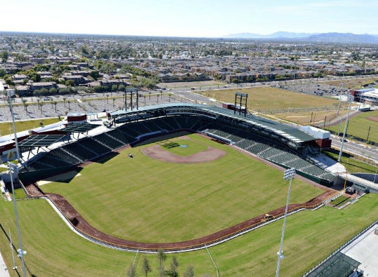 Cubs Park (courtesy Chicago Cubs)