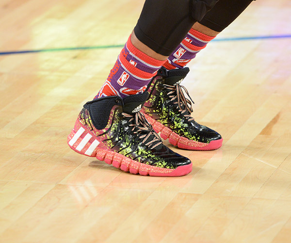 Damian Lillard -- All-Star Game (Noah Graham/NBAE/Getty Images)
