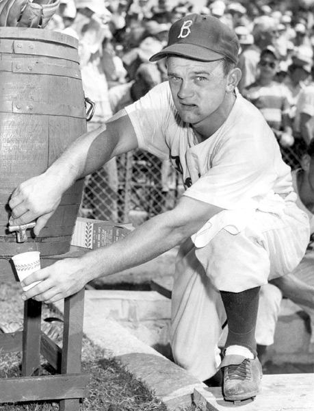 Don Zimmer (1954) :: Getty Images