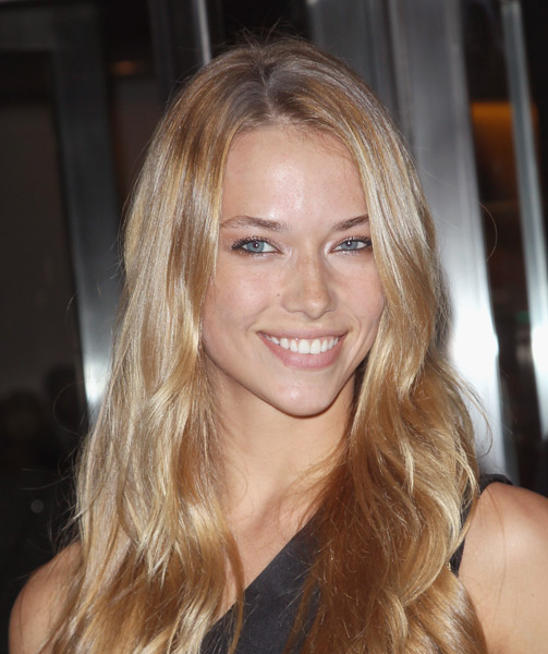 Hannah Ferguson :: Getty Images