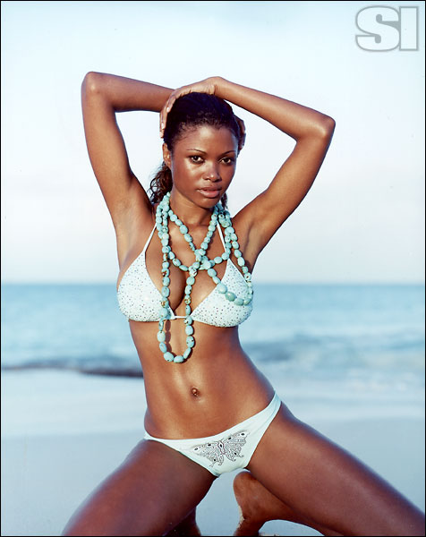 Jamaica :: Carla Campbell (Walter Iooss Jr./SI)