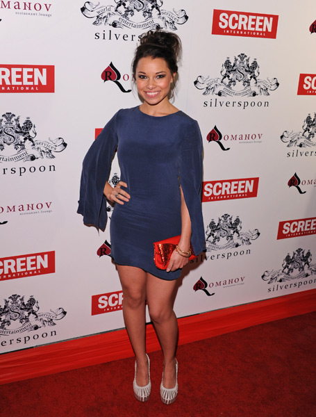 Jessica Parker Kennedy :: Getty Images