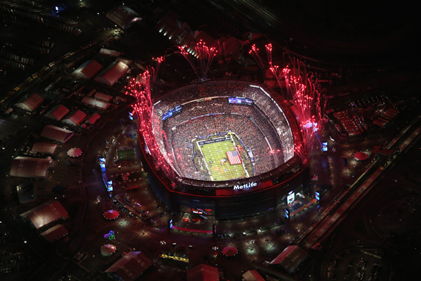 MetLife Stadium :: John Moore/Getty Images