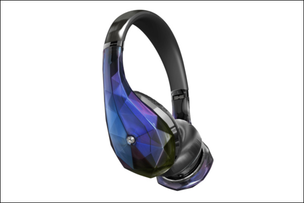 Diamond Tears headphones (in black)