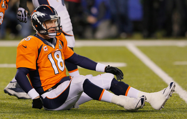 Peyton Manning :: Kevin C. Cox/Getty Images