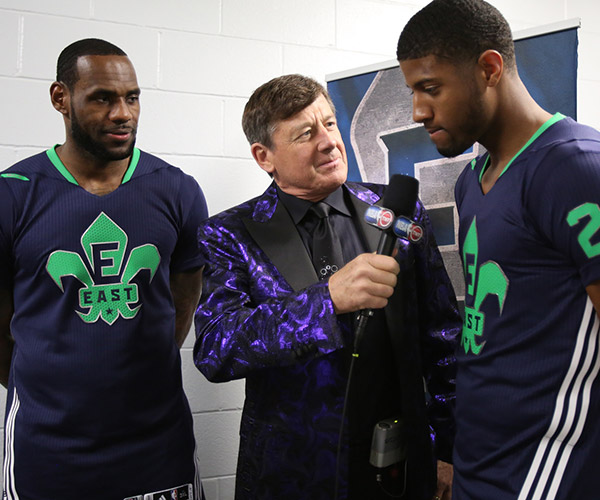 Craig Sager (Tyler Kauffman/Getty Images)