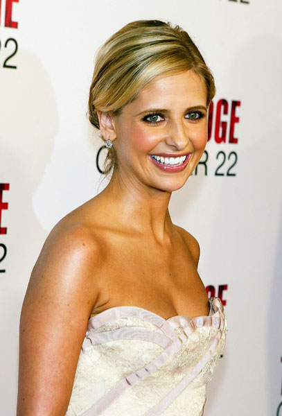 Sarah Michelle Gellar :: Getty Images