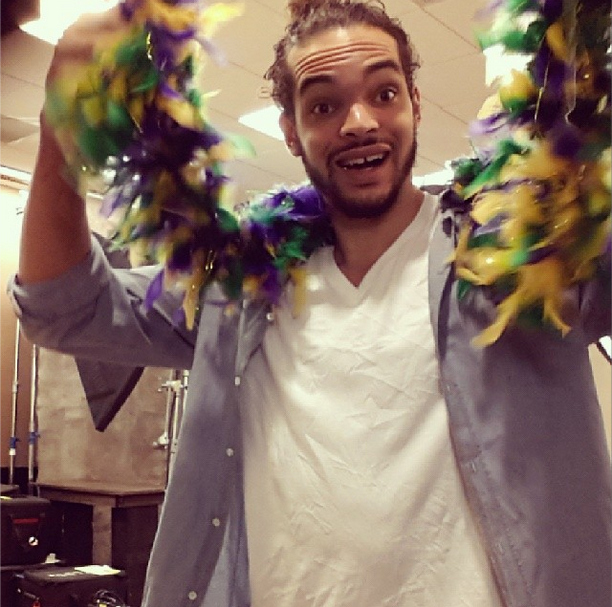 Joakim Noah (via Instagram)