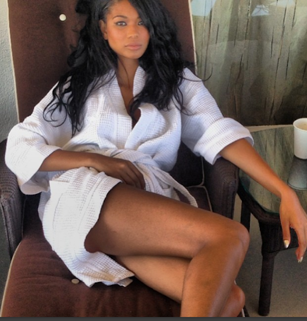 Chanel Iman :: Instagram