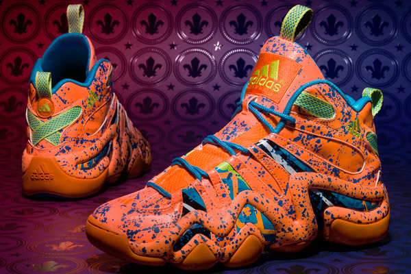 "The 2014 All-Star edition of the Adidas ""Crazy 8"" sneakers. (Adidas)"