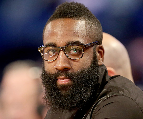 James Harden (Christian Petersen/NBAE/Getty Images)