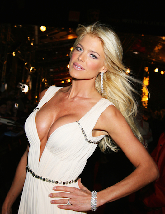 Sweden :: Victoria Silvstedt (Getty-image for Orange)