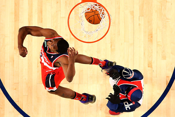 John Wall (Ronald Martinez/Getty Images Sport)
