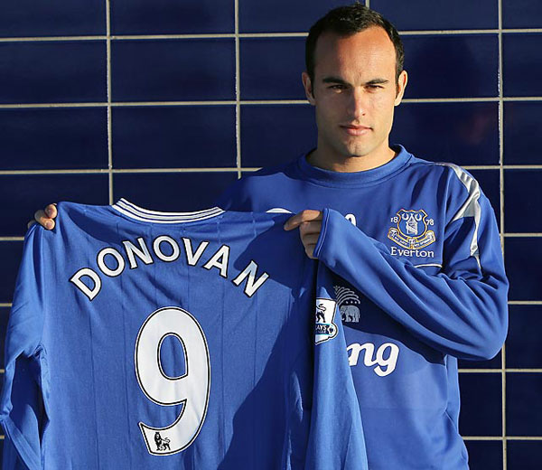 Landon Donovan (2010) :: Alex Livesey/Getty Images