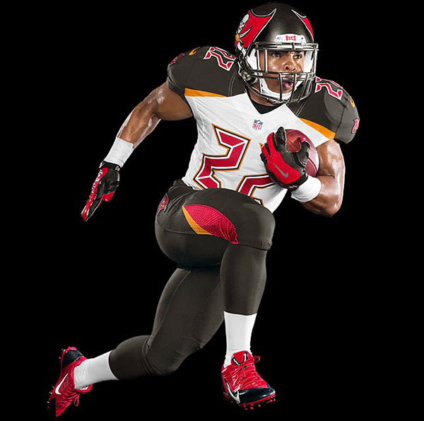 Tampa Bay Buccaneers (2014) :: Courtesy of Nike