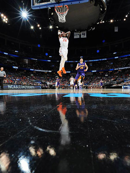 Casey Prather, Florida :: Bill Frakes/SI