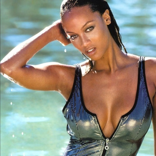 @tyrabanks: #ThrowbackTyTy