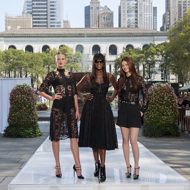 @annev_official: Today is the day! #theface is premiering tonight at 10pm on @oxygenmedia! Can't wait to see @iamnaomicampbell @lydiahearst & @nigelbarker to celebrate! Go #teamannev