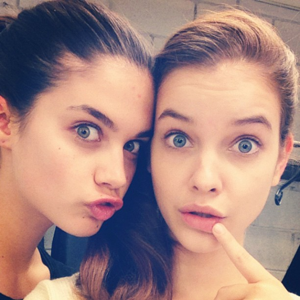 And it's a wrap! :) @realbarbarapalvin