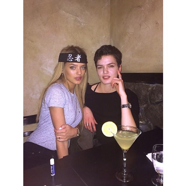 @bregjeheinenn: Ninja restaurant  @anneverhallen1 @danievans1