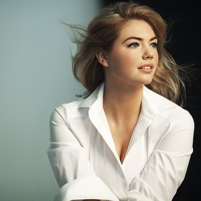 @kateupton: So happy to finally announce I am the new face of @bobbibrown!! Honored to work with @justbobbibrown!