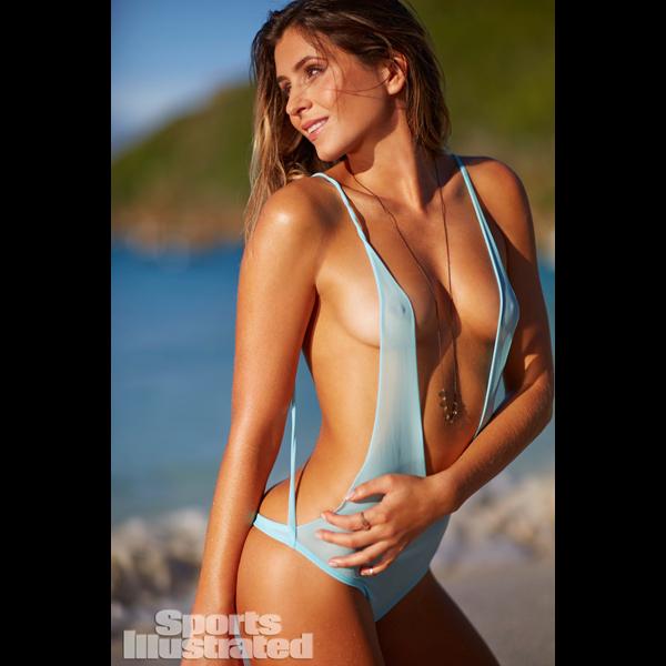Anastasia Ashley, 2014 :: Adam Franzino/SI