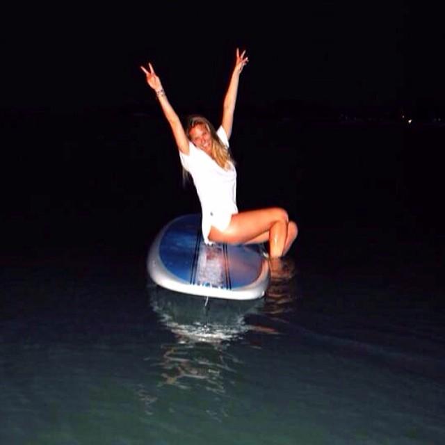 @barrefaeli: Island life...