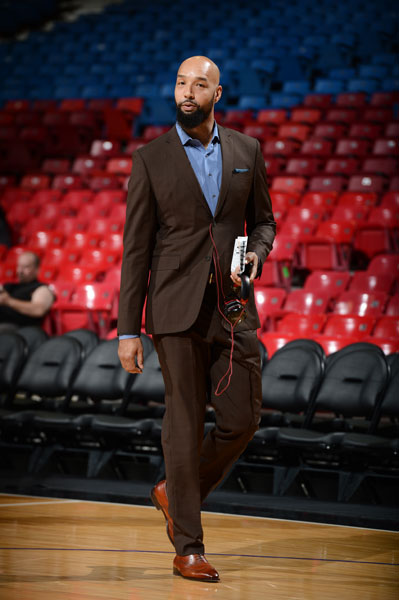 Drew Gooden :: Getty Images