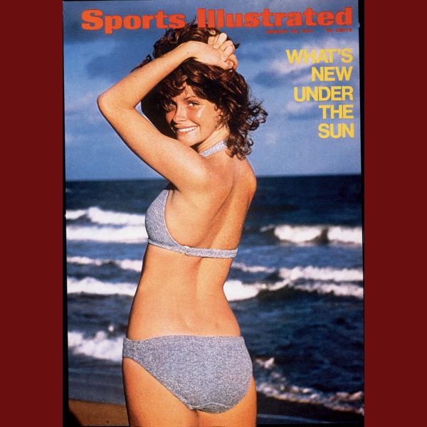 Ann Simonton, 1974 :: Jay Maisel/SI