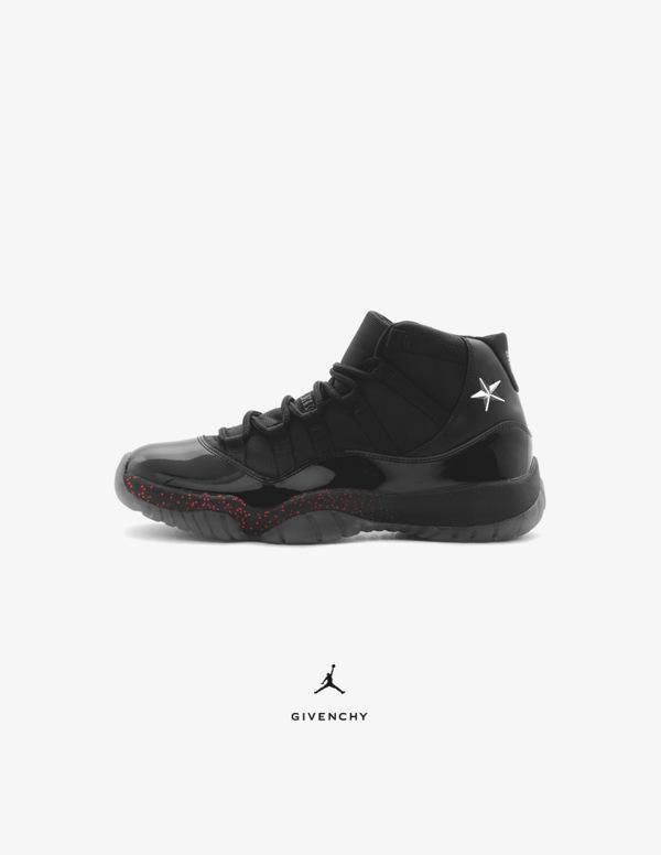 Jordan X Givenchy