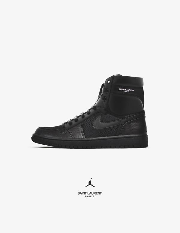 Jordan X Saint Laurent