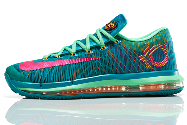 Nike's KD VI Elite Hero sneakers for Thunder forward Kevin Durant. (Nike)