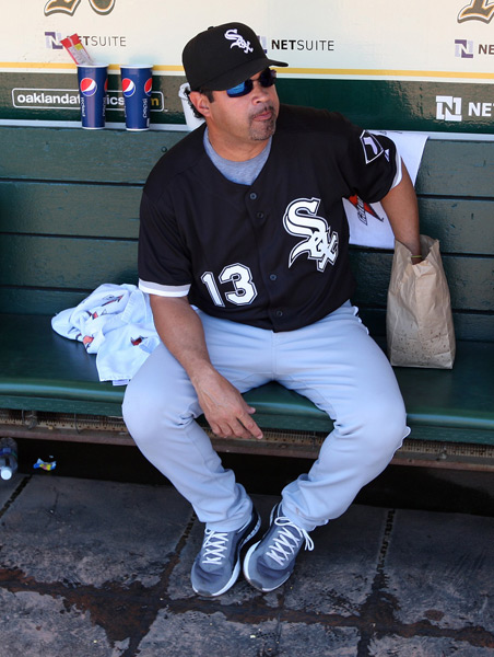 Ozzie Guillen :: Getty Images