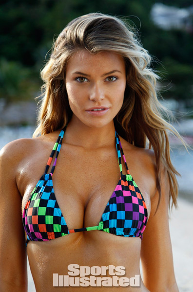 Samantha Hoopes :: Walter Iooss Jr./SI