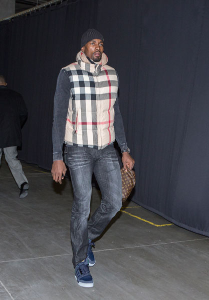 Serge Ibaka :: Getty Images
