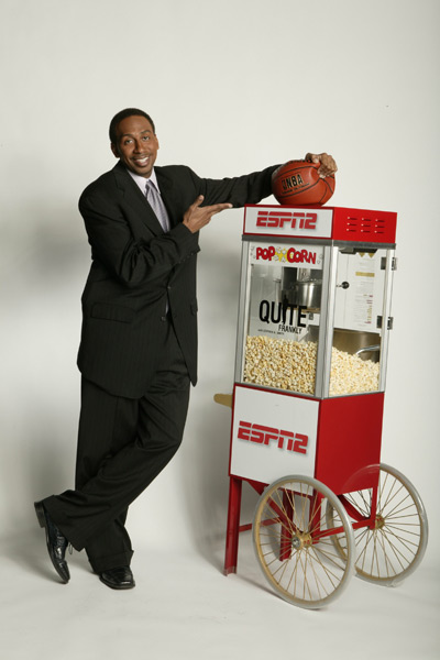 Stephen A. Smith :: Michael J. LeBrecht II/SI