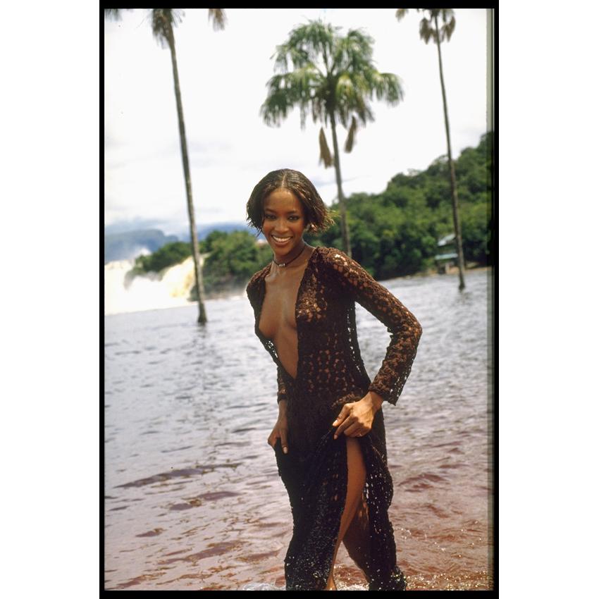Naomi Campbell :: Sante D'Orazio