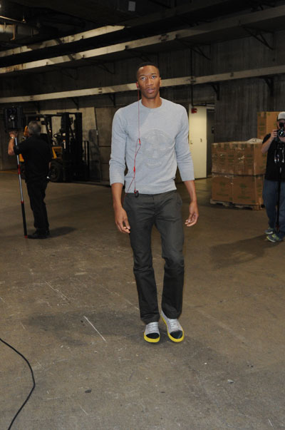 Wesley Johnson :: Getty Images