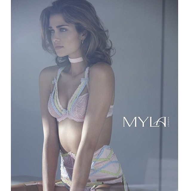 @anabbofficial: @mylalondon #new #campaign #lovemyjob